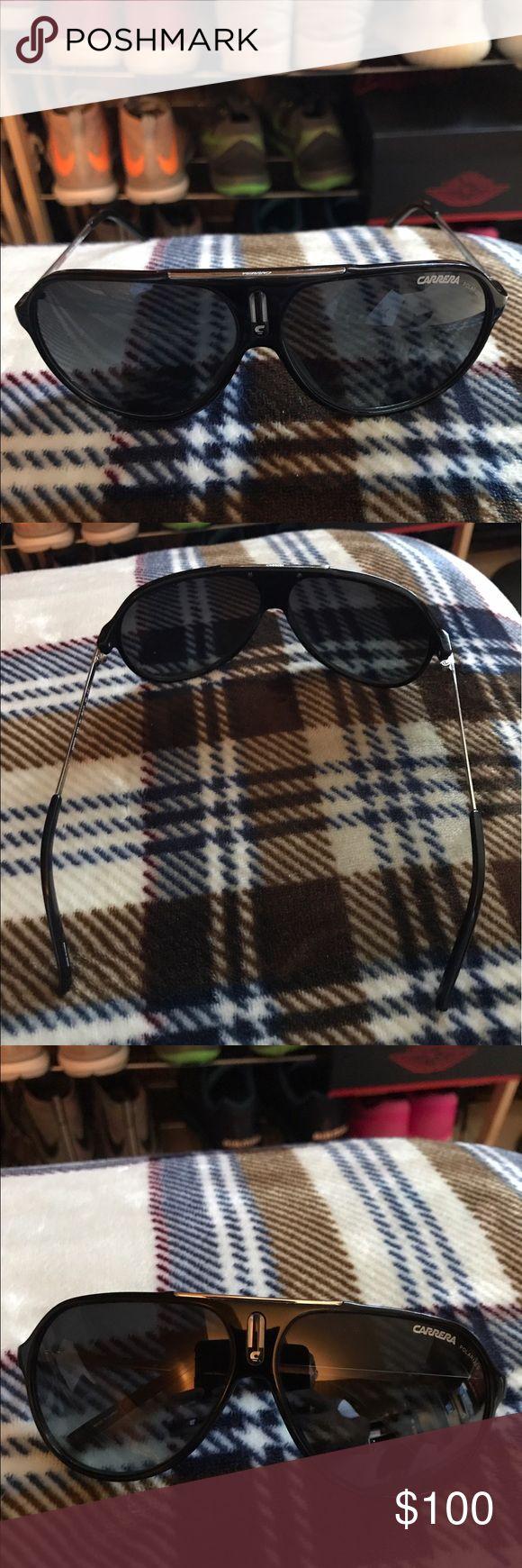 Carrera sunglasses. Unisex Carrera sunglasses. Excellent condition. No scratches. The arms are metal. Carrera Accessories Sunglasses