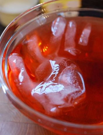 creepy fun hand ice cubes for the punch bowl - Halloween Punch Bowl Recipes