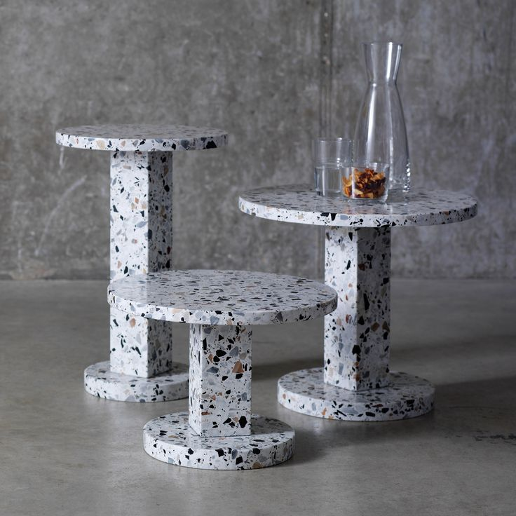 """Another Brand borrows """"endless potential"""" of terrazzo for table collection"""