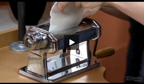 Use a pasta machine as a rolling mill | Art Jewelry Magazine=have been wondering about this--probably on 28 gauge or smaller