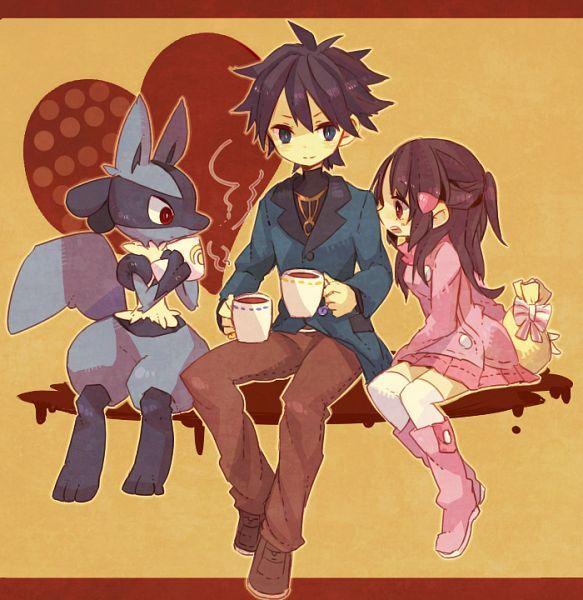 Pokemonwith Hot Chocolate