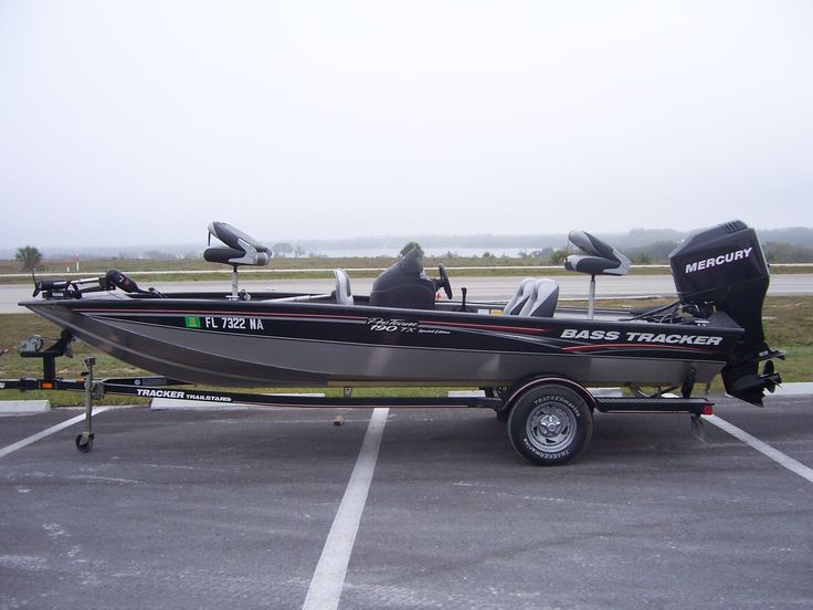 bass tracker boats | 2006 Tracker Marine 190 PT TX Bass Boat