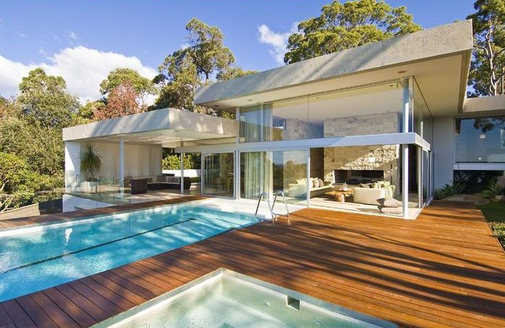 sydney house 30 Spectacular Modern Glass Facades Presented on Freshome