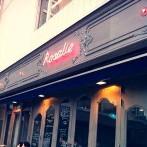 Rosalie - cute cafe and lunch spot in Daikanyama