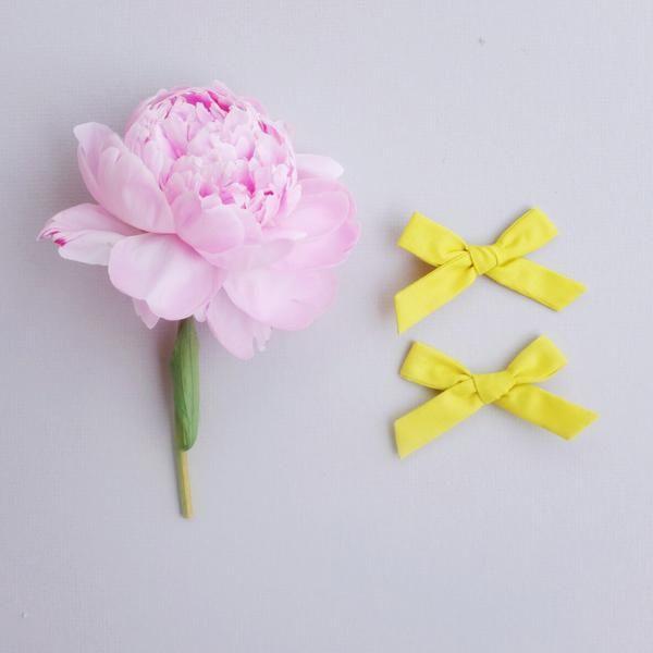 Jessica Garvin x Free Babes // Starfruit Pigtail Set
