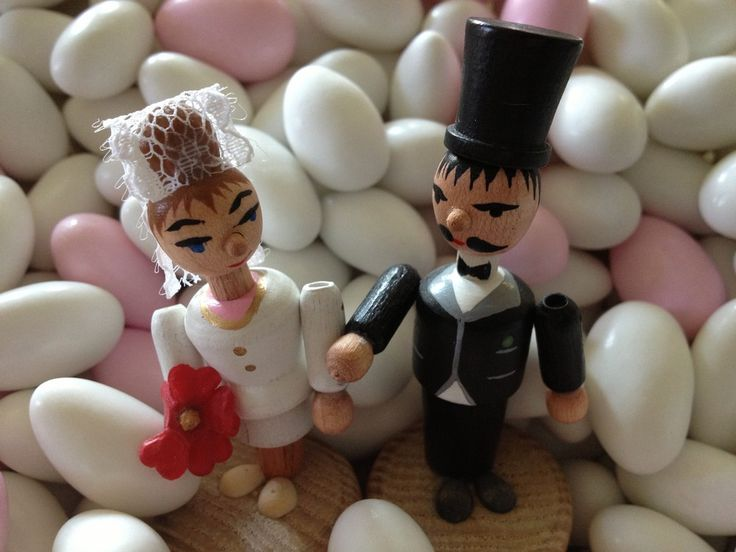 Cake toppers Wedding  one of a kind