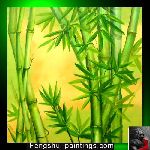 Bamboo Painting Japan In 2019 Painted Bamboo