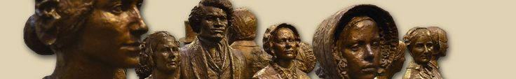 Declaration of Sentiments — Women's Rights, National Historical Park, New York — at the National Park Service web site.