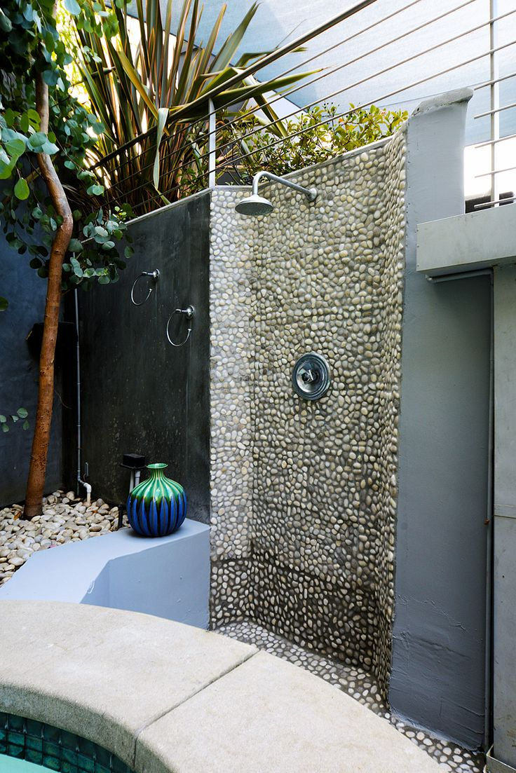 55 best outdoor shower images on pinterest outdoor showers