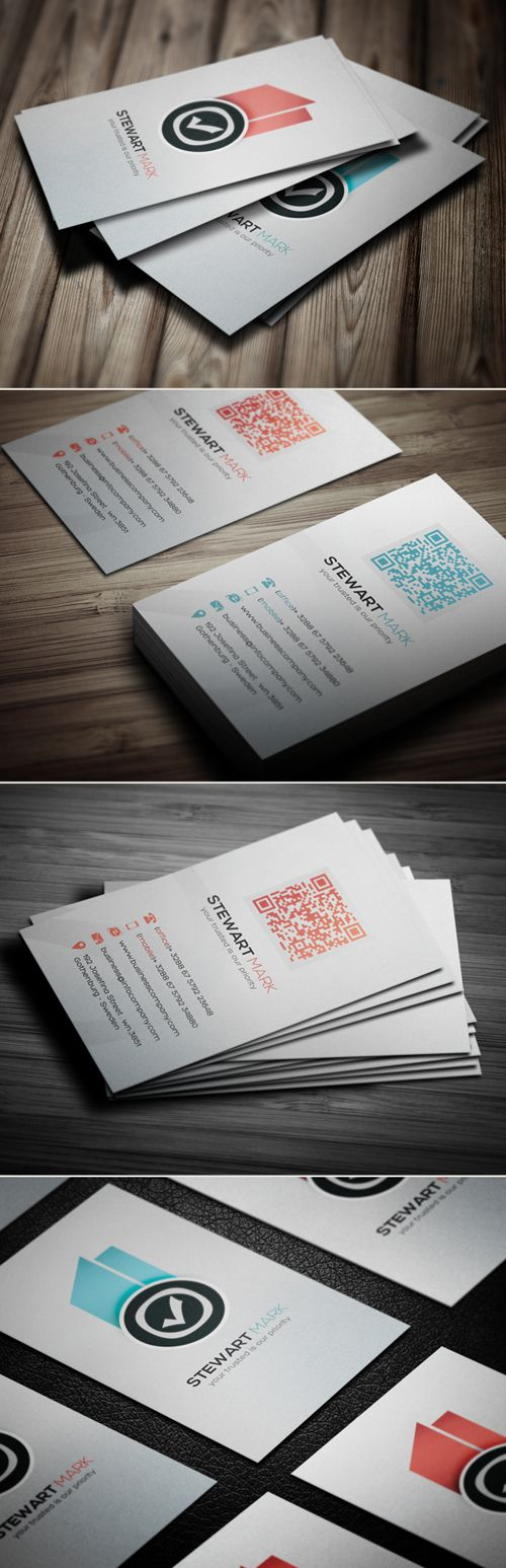 40 best Business Card images on Pinterest | Business card design ...