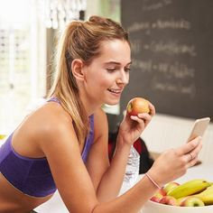 Learn what you should and shouldn't eat before you go to the gym or for a run. Stay healthy and burn calories by eating the right foods before and after exercising.