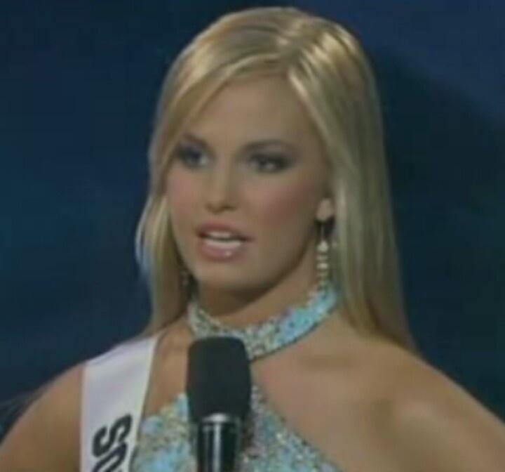 Caitlin Upton, Miss Teen South Carolina 2007