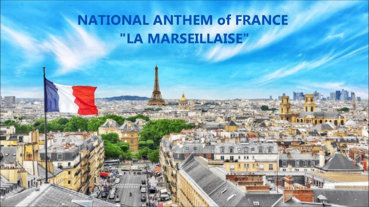 """French National Anthem Song """"La Marseillaise"""" Composed b…"""