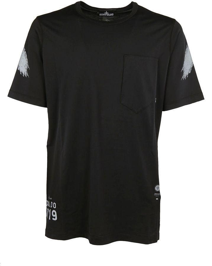 Stone Island Shadow Printed T-shirt