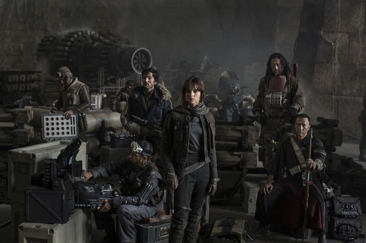 Now that the production has begun, the full cast has been announced and the first image released including Diego Luna.