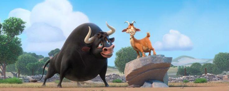 'Ferdinand': el sensible toro protagonista del tráiler de la película