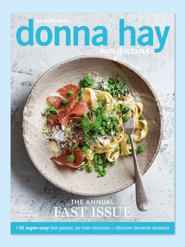 Fast issue 94 | donna hay
