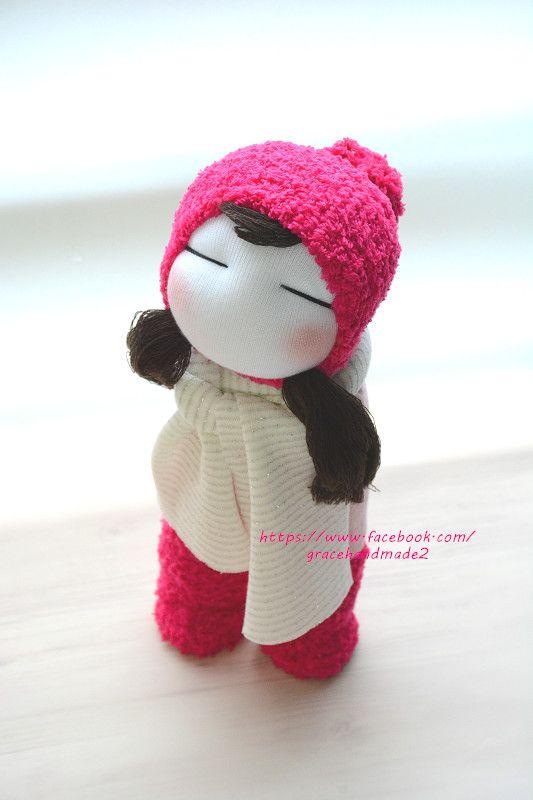Grace--#394 sock girl