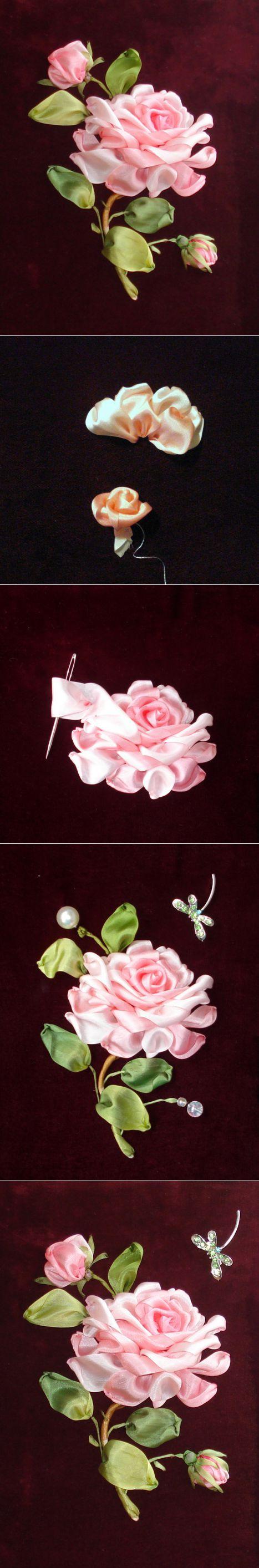 Внутри каждой души есть Роза... / Конкурсы / Цветочное рукоделие