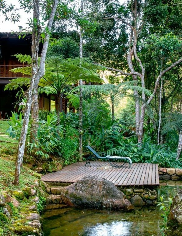 Perfekt Schöne Garten Bilder Gartendekorationen Gartenteich