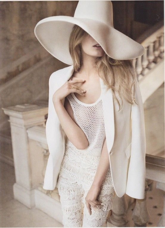 wear white next time you go out at night:)  See more photos of woman at www.freestock.at