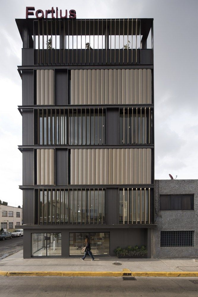 Gallery of Renovation of México Fortius Office Building / ERREqERRE Arquitectura y Urbanismo - 7