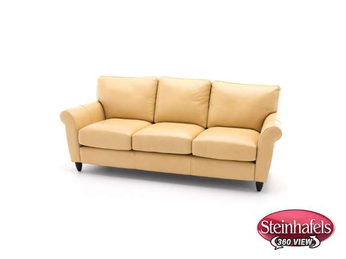 Steinhafels   Cameo Leather Sofa