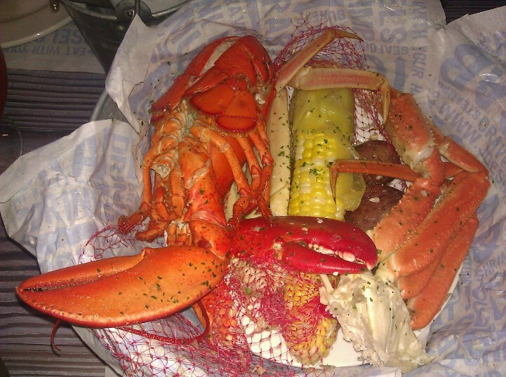61 best images about eat at joe 39 s crab shack on pinterest for Two fish crab shack