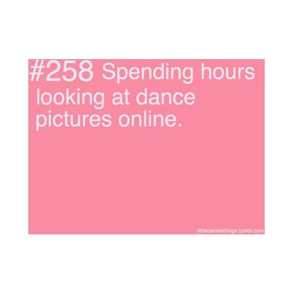 Little Dance Things ❤ liked on Polyvore