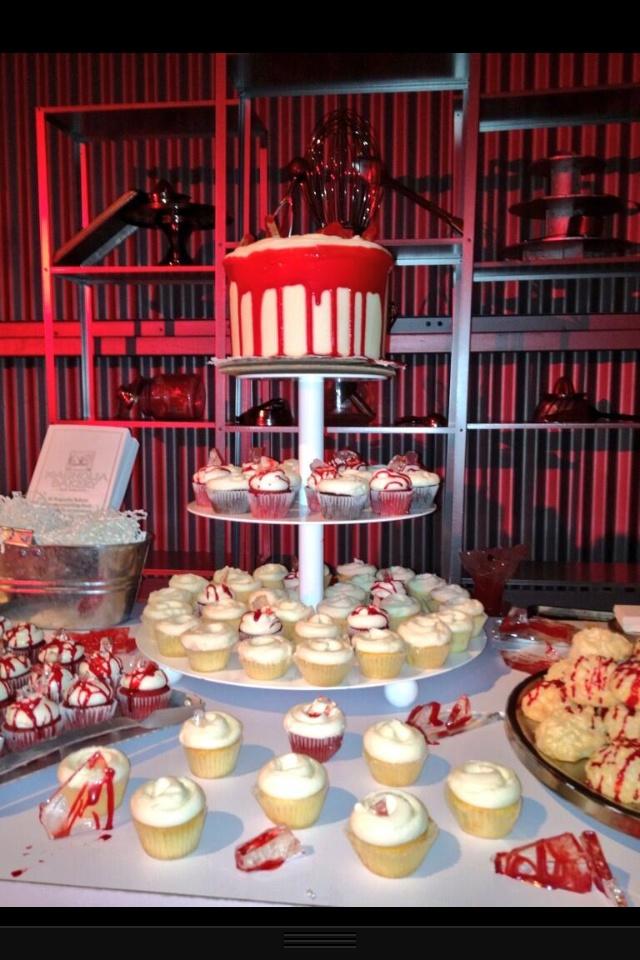 Dexter Sweets Cake Cupcake