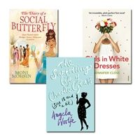 Holiday Book Bundle of three books (RRP £23.97) now only £14.99!