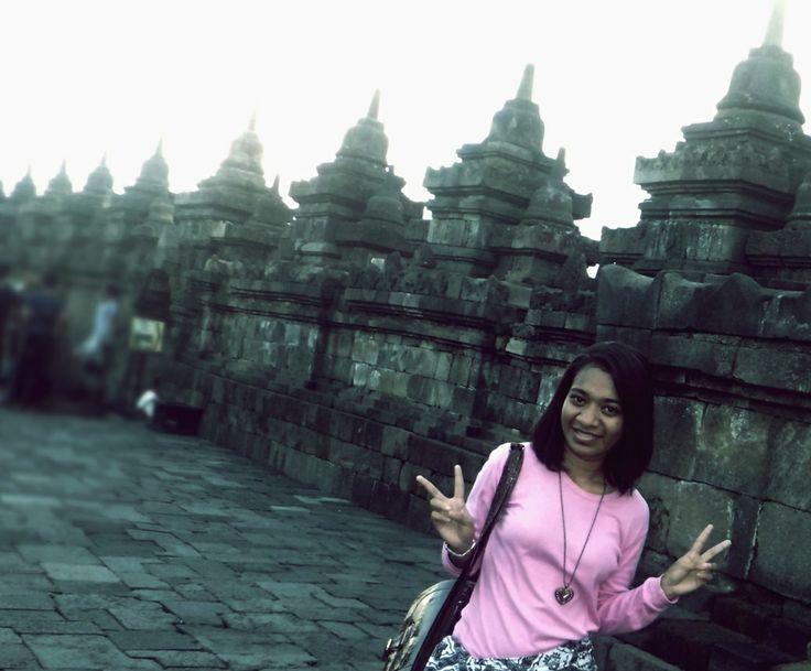 Pelataran Candi Borobudur