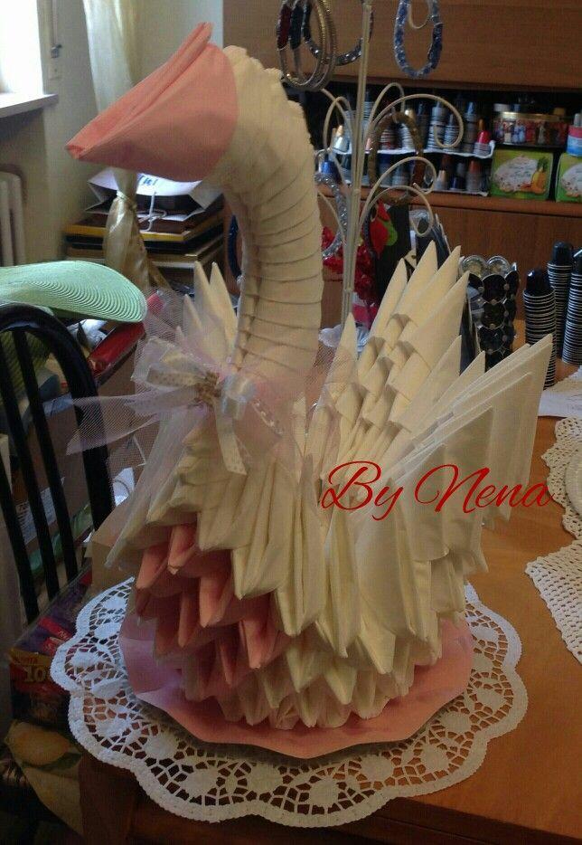 Origami Immortal Crane Tutorial