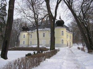 Bátonyterenye-Kisterenye Gyürky-Solymossy castle / Hungary