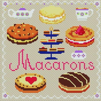 Croce del Punto ClubCroce Del, Punto Club, Cross Stitch, Diy Punto, Crosses Stich, Galletas Punto, Crosses Stitches, Stitches Kitchens, Point