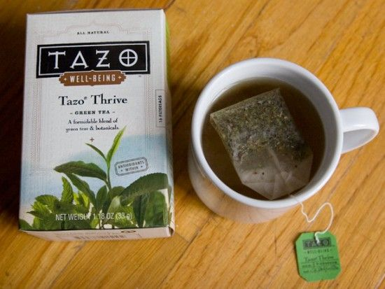 Benefits Drinking Tazo Green Tea for your Health
