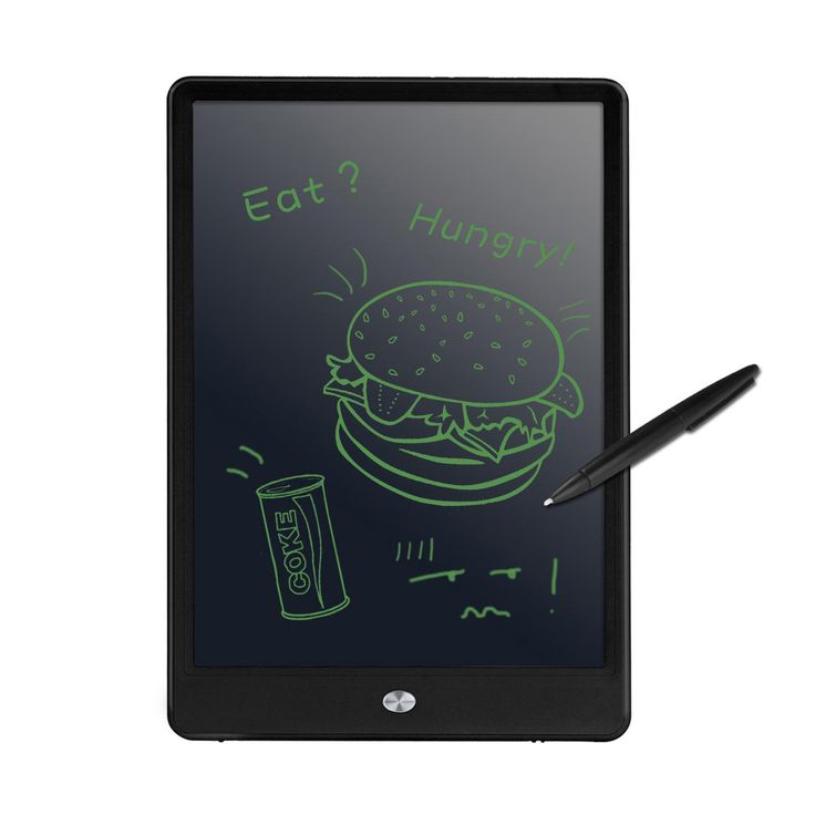EPOLLO Ultra-thin 10.5 Inch LCD Writing Tablet Digital Drawing Board Handwriting Pads with Pen