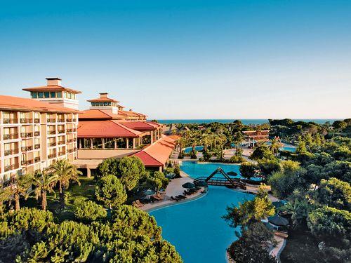 Delphin Palace Hotel Turkey Thomson