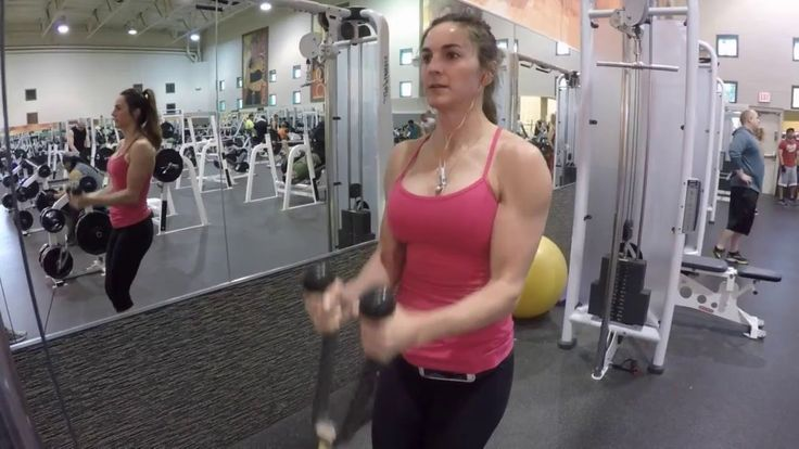 8 Week Body Transformation: Day 51 BACK and BICEPS