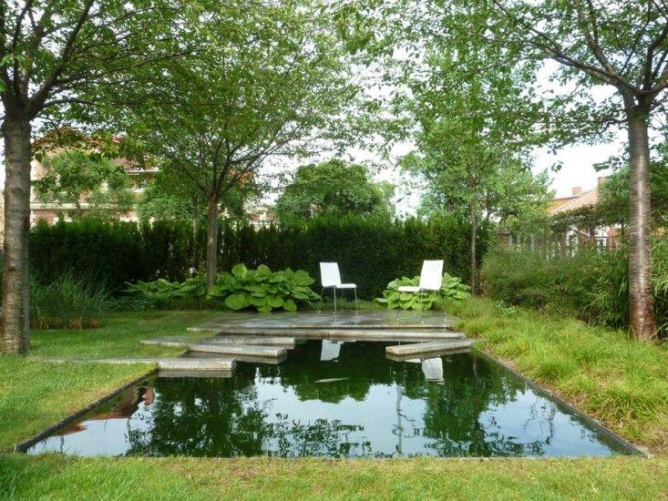 Eva Wagnerova pool Trnka ; Gardenista