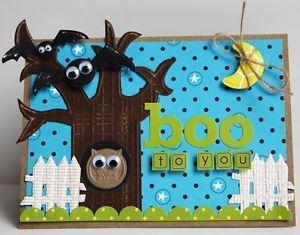 Cuttlebug A2 Embossing Folder - Boo to You - $8 Markham / York Region Toronto (GTA) image 9