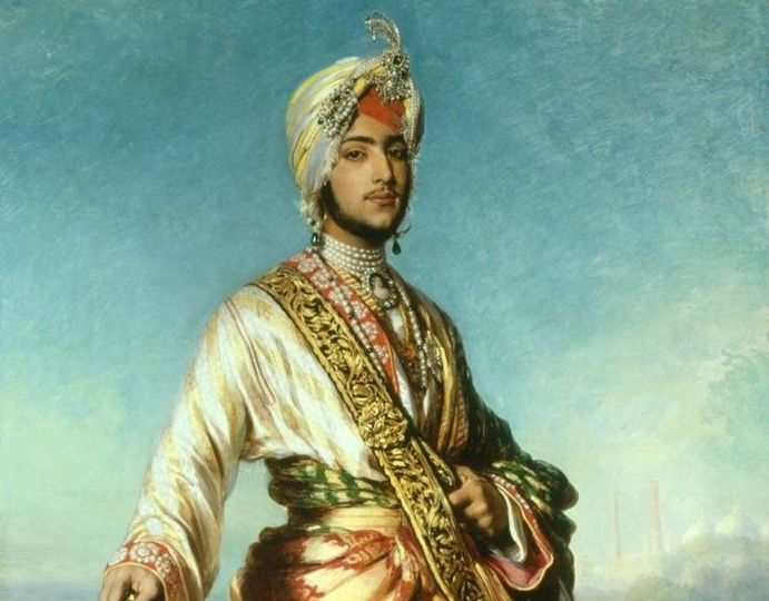 Duleep Singh, the last maharaja of the Sikh Empire, rewarded Queen Victoria handsomely for her close friendship.