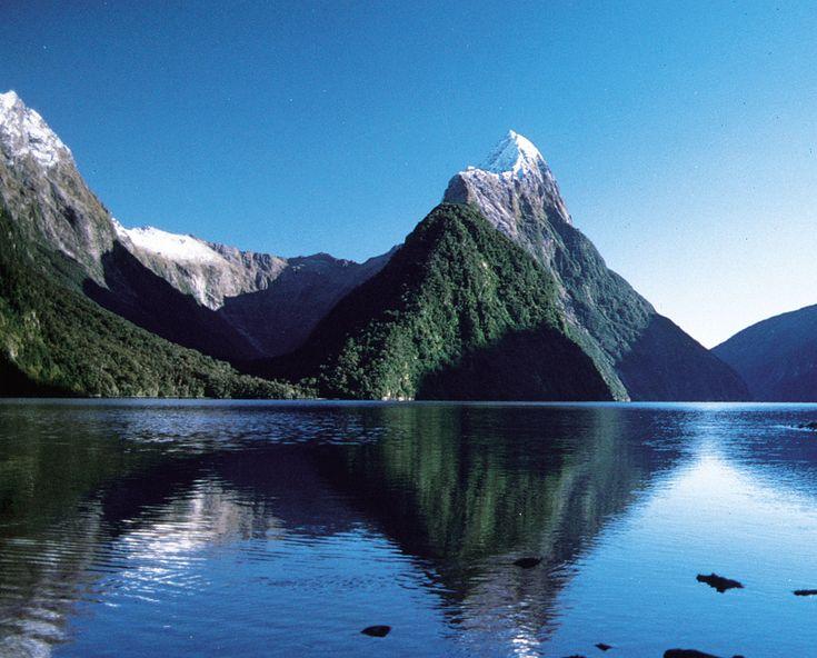South Island, New Zealand ~ World Travel Destinations