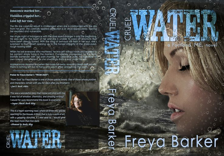 Book: Cruel Water Series: a Portland, ME, novel Author: Freya Barker Genre: Contemporary Romance Hosted By:Francessca's Romance Reviews Synopsis Innocence marked her… Violation crippled her&#…
