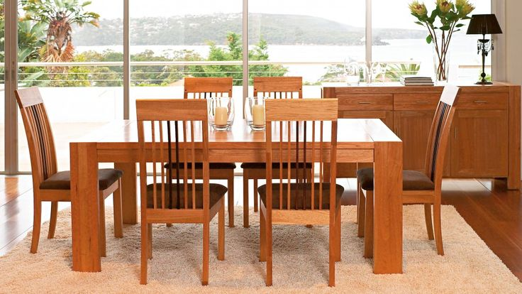 Saratoga 7 Piece Dining Setting - Dining Furniture | Harvey Norman Australia
