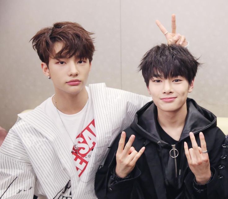 Hyunjin & Jeongin