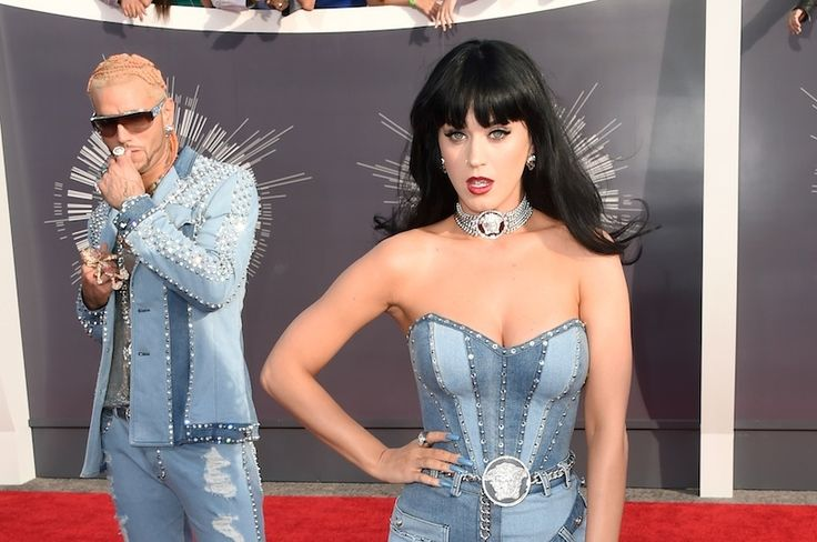 Get Katy Perry's Curls (Skip the Canadian Tuxedo)