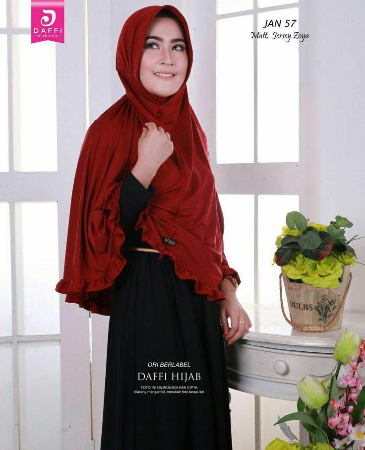 Jilbab Jan 57  warna jilbab merah marun #jilbabterbaru #jilbabcantik #hijab #jilbab #modelhijab #hijabmodern #jilbabinstan #muslimhijab #hijabstyle