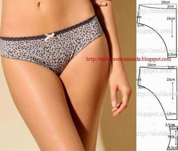 BRAGAS MUJERES ~ Fashion & Tips Costura