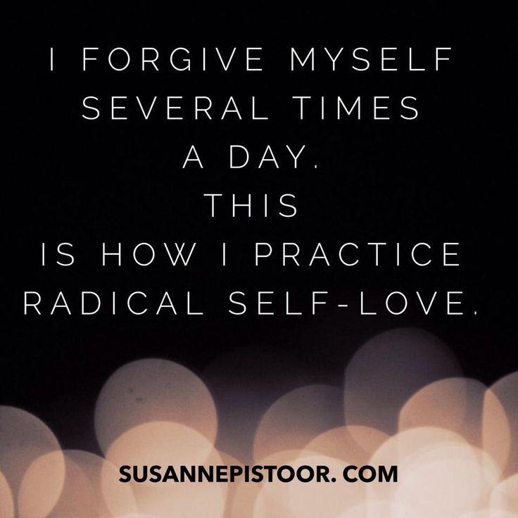 Radical selflove